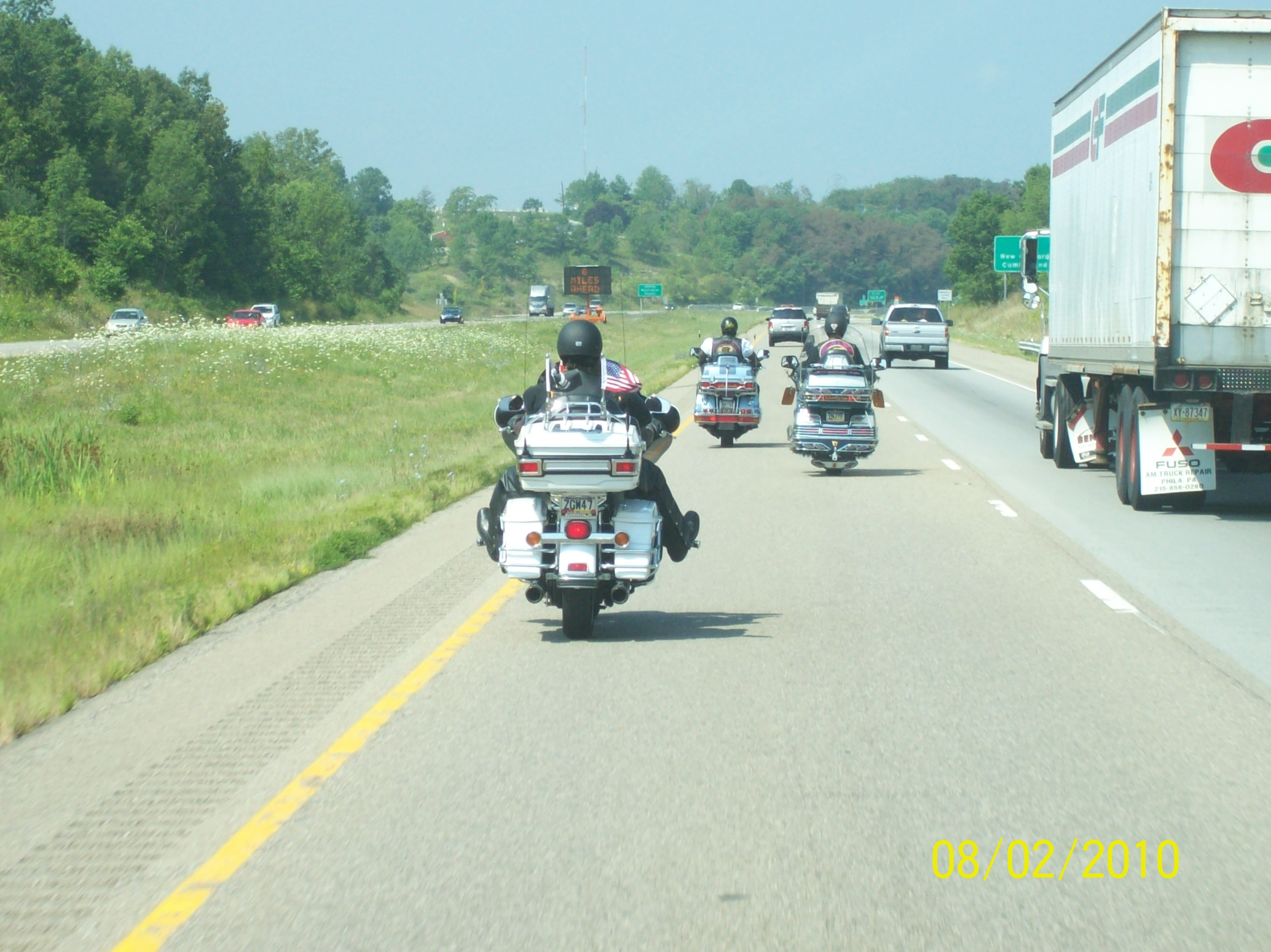 Harrisburg motorcycle club